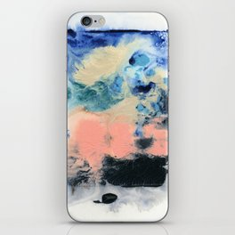 Sea, but on land. iPhone Skin
