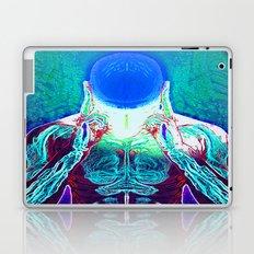 MIND #1 Psychedelic Meditation Vibrant Ethereal Design Laptop & iPad Skin