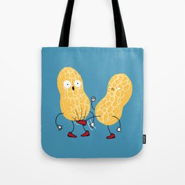 In the nuts Tote Bag