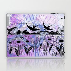 sky birds Laptop & iPad Skin