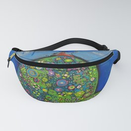Triumph After the Storm Fanny Pack