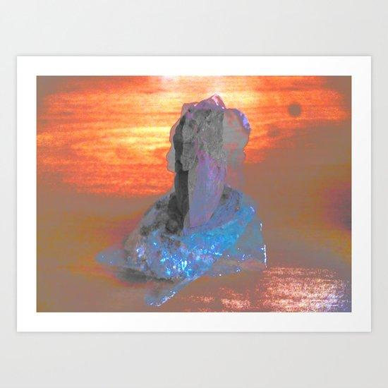 M53j4c Art Print
