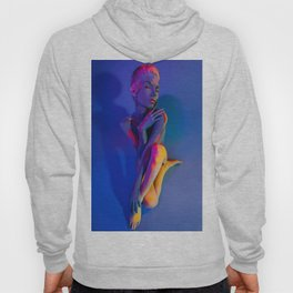 Your Body is Colored by Your Thoughts Hoody