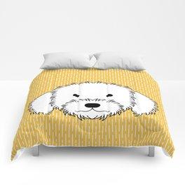 Goldendoodle pop Comforters