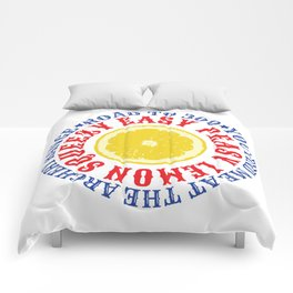 ROAD TO 300 - EAZY PEASY LEMON SQUEEZY Comforters