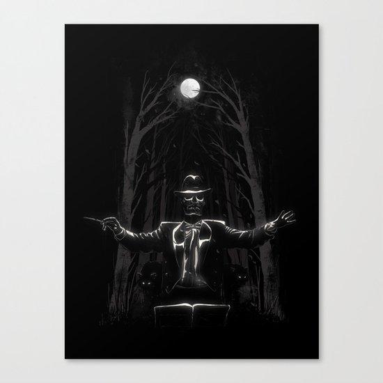 Bittersweet Symphony Canvas Print
