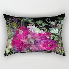 garden of dreams Rectangular Pillow