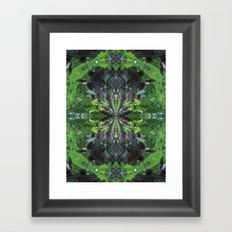 Nature's Twists # 17 Framed Art Print