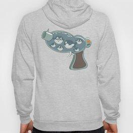 Fugu Water Pistol Hoody