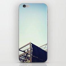 Industrial Pyramids iPhone & iPod Skin