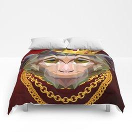 The King of Monkeys Comforters