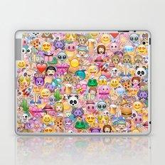 emoji / emoticons Laptop & iPad Skin