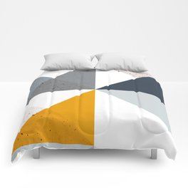 Modern Geometric 18/2 Comforters