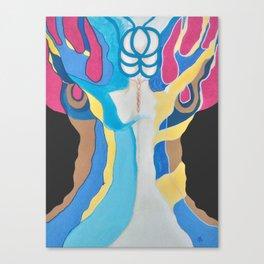 Woman´s tree / EL ARBOL DE LA MUJER Canvas Print