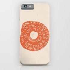 Songbird iPhone 6s Slim Case