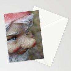 nosy gnome Stationery Cards