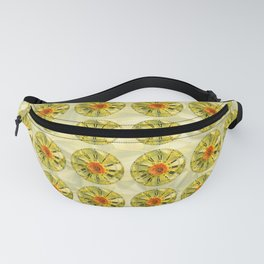 The Power of Petals 2...The Clock! Fanny Pack