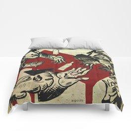 Intellectuals Comforters