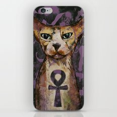 Egyptian Sphynx iPhone & iPod Skin