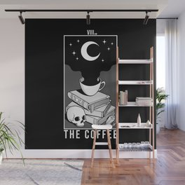 The Coffee Wall Mural