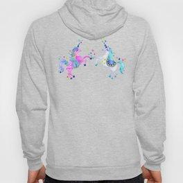 Pastel Unicorns Hoody