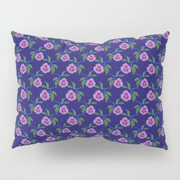 Peony Floral Floating Pattern Pillow Sham