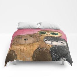 Lovies Comforters