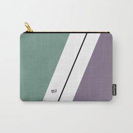 Divided #minimal #art #design #kirovair #buyart #decor #home Carry-All Pouch