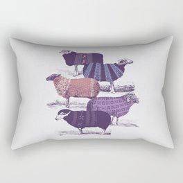 Cool Sweaters Rectangular Pillow
