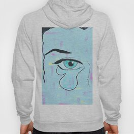 Tear Drop Hoody