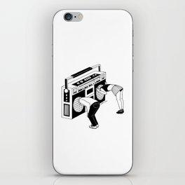 Radiohead iPhone Skin