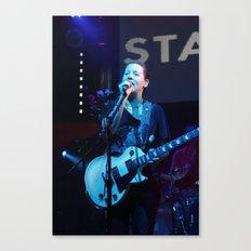Amy Millan, Stars, In Concert Canvas Print