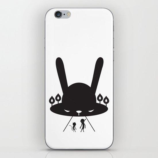 BLACK POND iPhone & iPod Skin