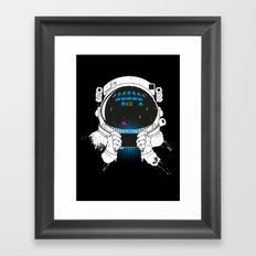 Gamernauts Framed Art Print