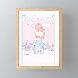 Cancer - The Dreamer Framed Mini Art Print