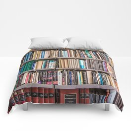 Library books Comforters