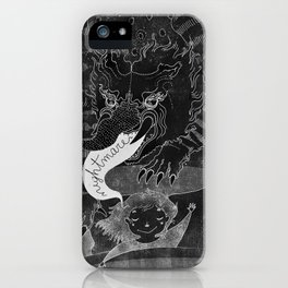 Baku iPhone Case