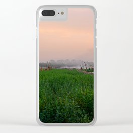 country lands Clear iPhone Case