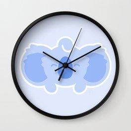 Teacup the Koala! Wall Clock