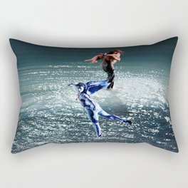 God Eros Athens 2004 Rectangular Pillow