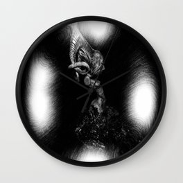 Fae For You Wall Clock