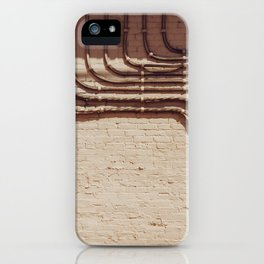 Electric Abstract iPhone Case