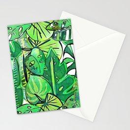 Bohemian Jungle Stationery Cards