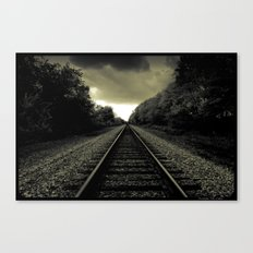 Out of Darkness Canvas Print
