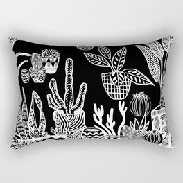BOTANIC GARDEN Rectangular Pillow