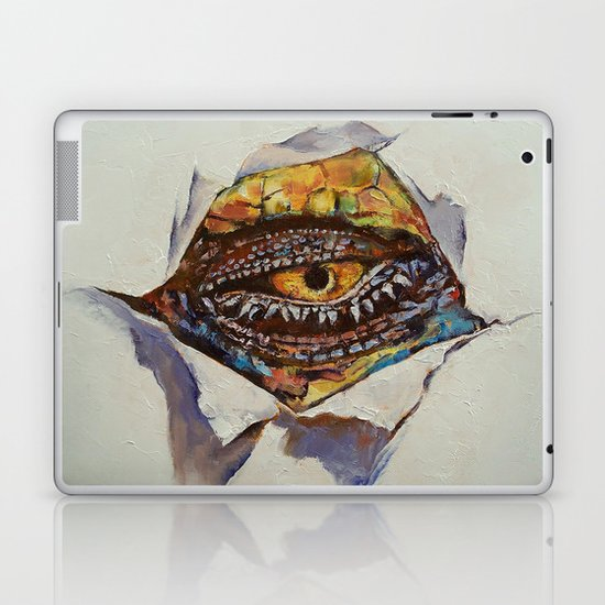 Dragon Eye Laptop & iPad Skin