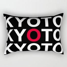 KYOTO Rectangular Pillow