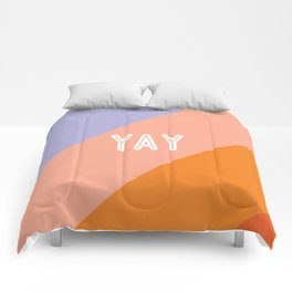 YAY Sunset Gradient Comforters