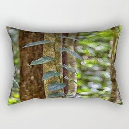 Forest Vine Rectangular Pillow