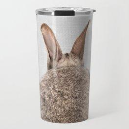 Rabbit Tail - Colorful Travel Mug